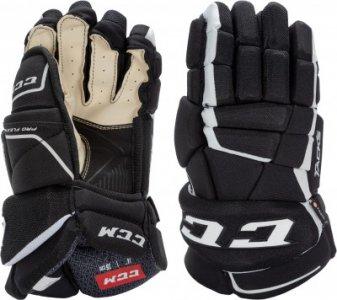 Перчатки хоккейные HG9060 SR CCM. Цвет: черный