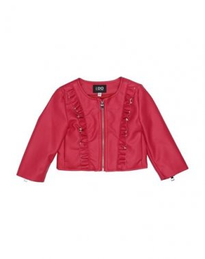 Куртка iDO by MINICONF. Цвет: красный