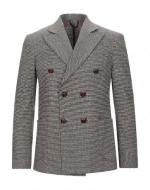 Пиджак IMPERIAL. Цвет: коричневый