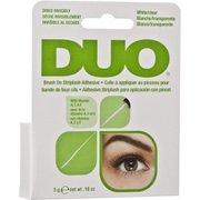 Клей для накладных ресниц с витаминами Duo Brush on Striplash Adhesive with Vitamins Clear 5 г