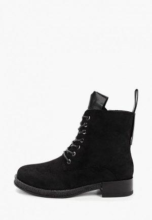 Ботинки Larossa. Цвет: черный