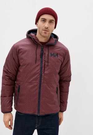 Куртка утепленная Helly Hansen ACTIVE INSULATED JACKET. Цвет: бордовый