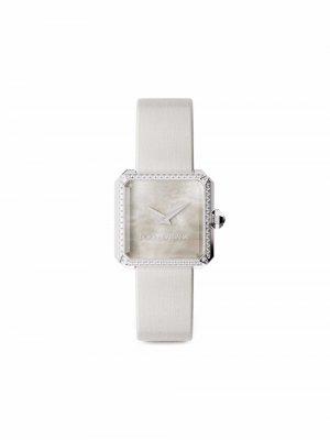 Наручные часы Sofia 24 мм Dolce & Gabbana. Цвет: белый