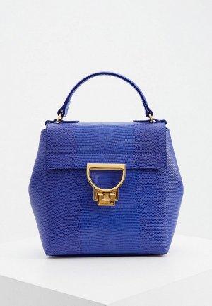 Сумка Coccinelle ARLETTIS. Цвет: синий