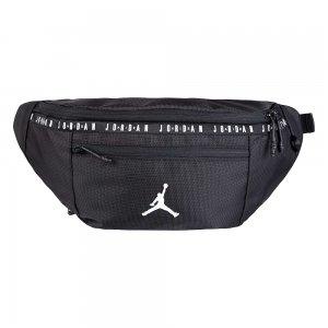 Oversized Taping Crossbody Jordan. Цвет: черный