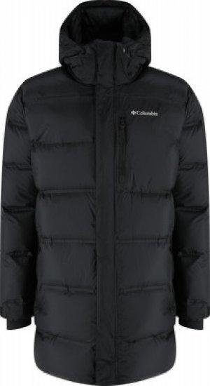 Пуховик мужской Peak District™, размер 50-52 Columbia. Цвет: черный