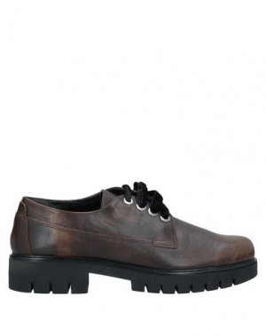 Обувь на шнурках THE FLEXX. Цвет: коричневый