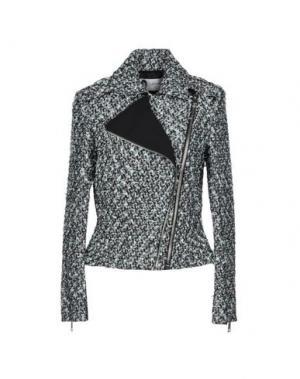 Куртка LANVIN. Цвет: черный