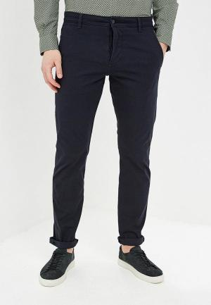Чиносы Dockers 360 ALPHA CHINO NEW TAPERED. Цвет: синий