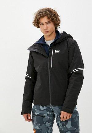 Куртка утепленная Helly Hansen CARV LIFALOFT JACKET. Цвет: черный