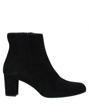 Полусапоги и высокие ботинки ELEGANCE. Цвет: черный