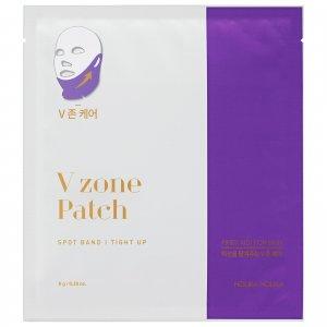 Маска-патч для зоны подбородка Spot Band V Zone Patch Holika