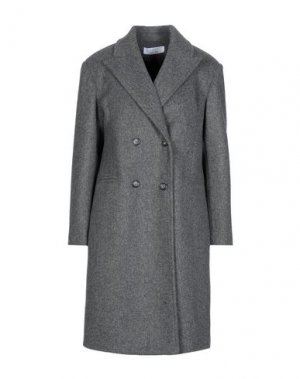 Пальто KAOS. Цвет: серый