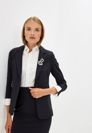 Пиджак Liu Jo. Цвет: синий