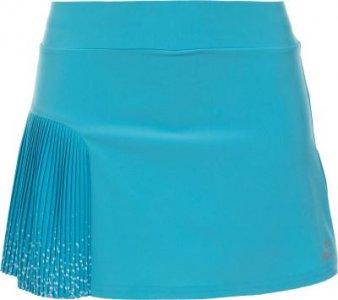 Юбка-шорты женская , размер 46-48 Babolat. Цвет: голубой