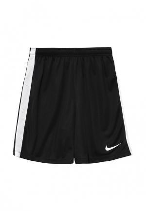 Шорты спортивные Nike Kids Dry Academy Football Short. Цвет: черный