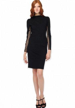 Вечернее платье Axara AX003EWCZ441. Цвет: черный