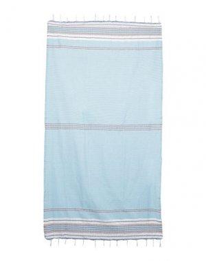 Пляжное полотенце VERDISSIMA. Цвет: бирюзовый