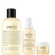 Philosophy Purity Cleanse & Hydrate Collection (Bundle)
