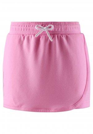 Юбка-шорты Tellina Розовая Reima. Цвет: розовый