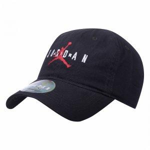 Curve Brim Adjustable Hat Jordan. Цвет: черный