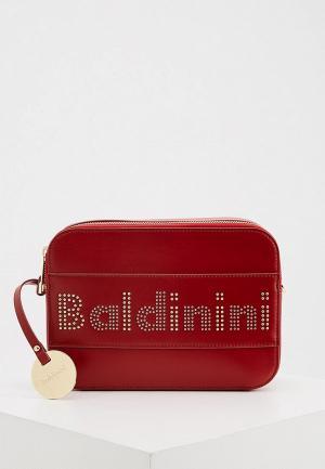 Сумка Baldinini. Цвет: красный