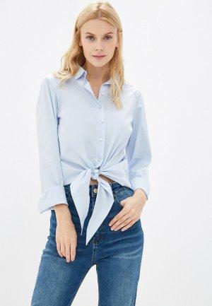Блуза Elena Andriadi. Цвет: голубой
