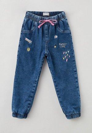 Джинсы Gloria Jeans. Цвет: синий