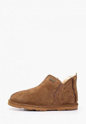 Ботинки Bearpaw Grayson. Цвет: коричневый