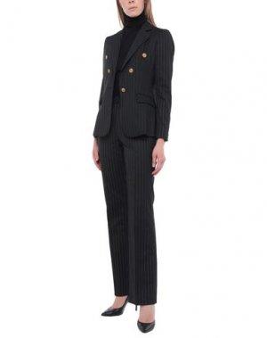 Классический костюм CLIPS. Цвет: черный