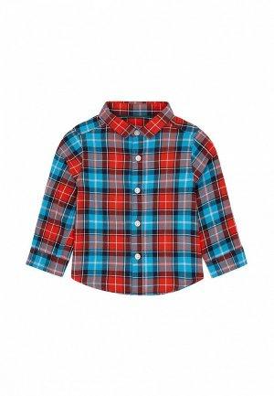 Рубашка Mothercare. Цвет: разноцветный