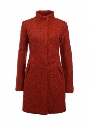 Пальто F5 FJ849EWJQ648. Цвет: оранжевый
