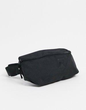 Черная сумка-кошелек на пояс -Черный Only & Sons