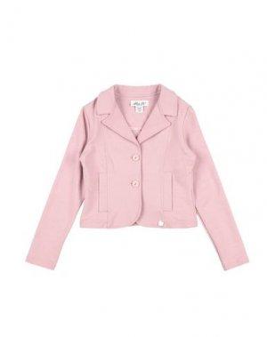 Пиджак ALICE PI.. Цвет: розовый