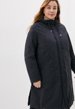 Куртка утепленная Samoon by Gerry Weber. Цвет: синий