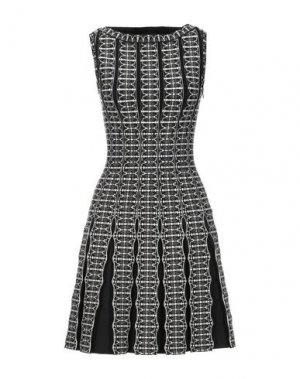 Короткое платье ALAÏA. Цвет: черный