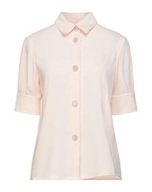 Pубашка ASPESI. Цвет: светло-розовый
