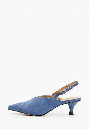 Туфли Corso Como. Цвет: синий