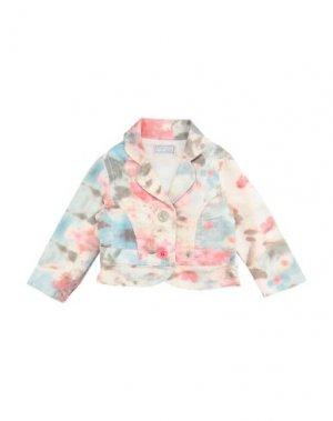 Пиджак FUN &. Цвет: розовый