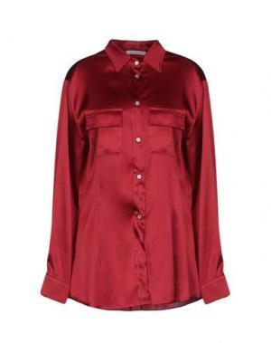 Pубашка GIO' MORETTI. Цвет: красный